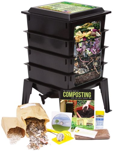Best Worm Composter - Worm Factory 360